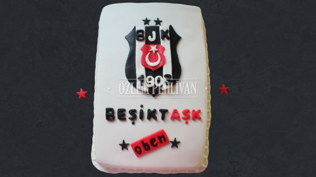 Beşiktaş (BJK) Pasta