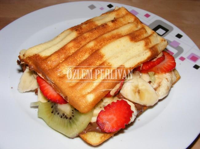 Kusursuz Lezzet Waffle