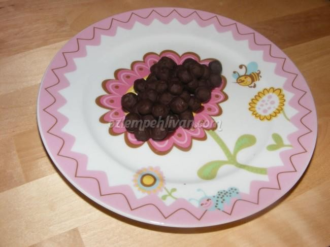 Çukutop Çikolata Topları