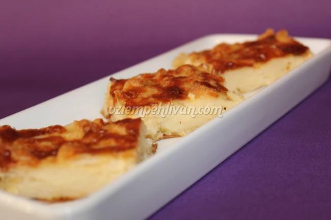 Közlenmiş Patlıcanlı Börek