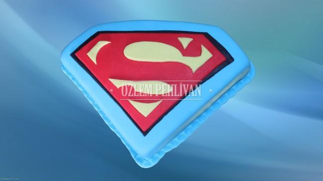 Süpermen (Superman) Pasta