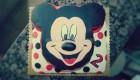 Mert'in Mickey Mouse Pastası