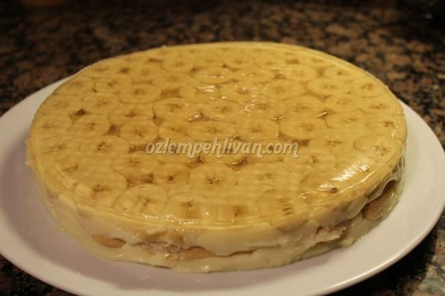 Jöleli Muzlu Pasta