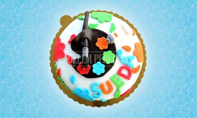 Sueda'nın Ressam Pastası
